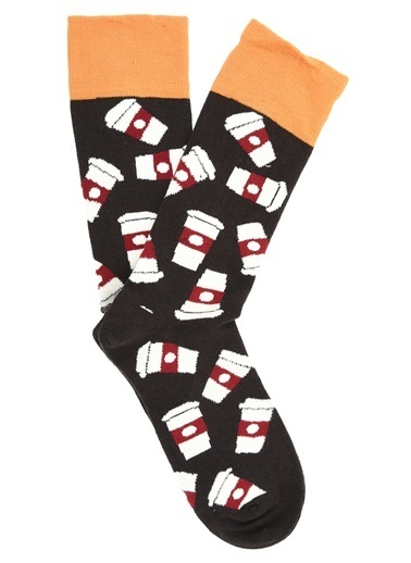 Pixter&Bro Soket Çorap Bordo